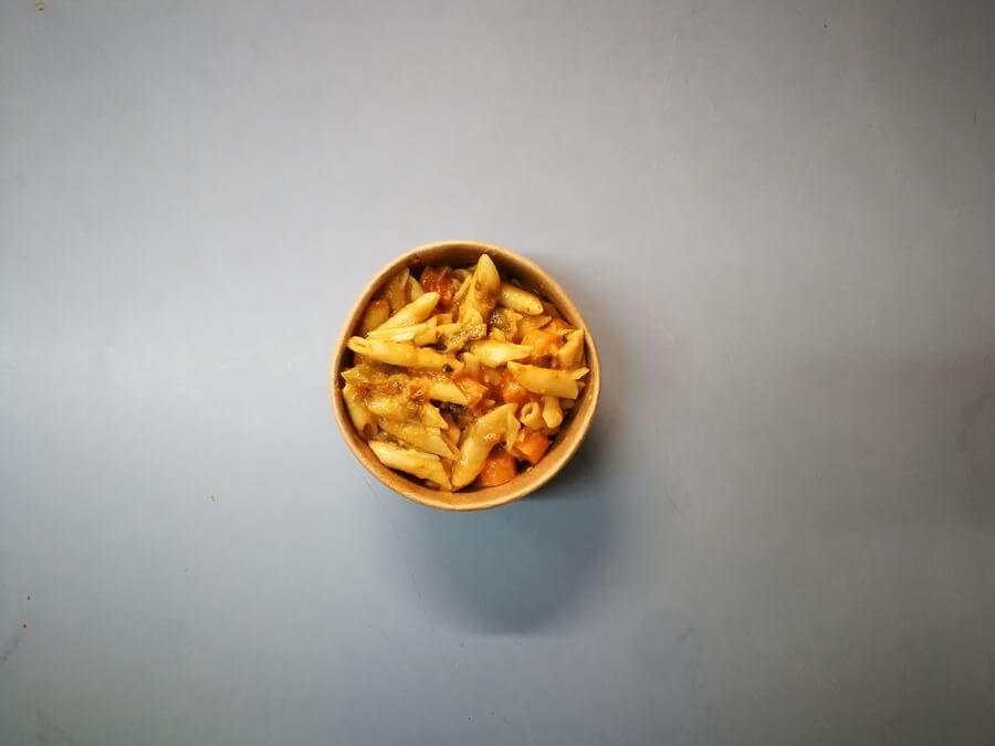 12.5.Pašta, paradižnik, domači sir, korenje, paprika